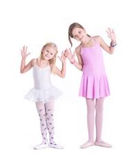 Two cute Ballerinas.