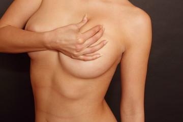 Obraz Badanie piersi - 8 - fototapety do salonu