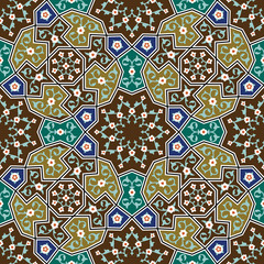 Nawa Seamless Pattern Two