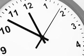 Clock Fotoväggar