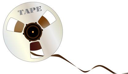 Reels of Magnetic Tape