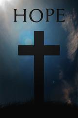 Hope Christian Cross