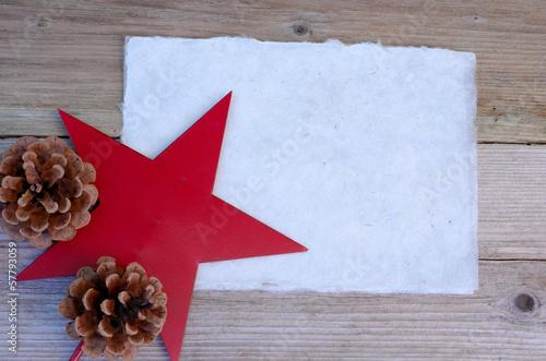 weihnachten hintergrund papier roter stern stockfotos. Black Bedroom Furniture Sets. Home Design Ideas