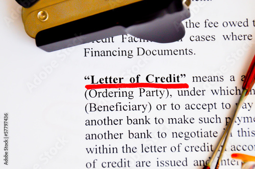 letter of credit definition