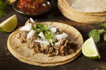 Traditional Pork Tacos