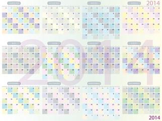 calendrier cuisine