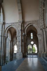 Parvis de la cathédrale saint Lazare, Autun, bourgogne, religion