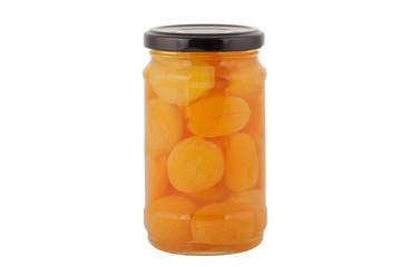 Jar of Apricots