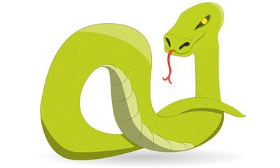 vector snake