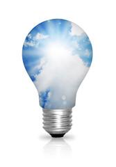 Ampoule Ciel
