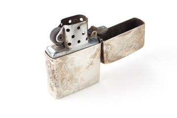 The rusty lighter