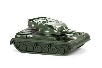 Miniature Toy Tank
