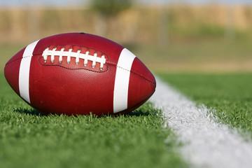Football on the Field
