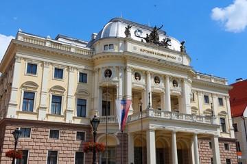 Bratislava, Slovakia - National Theater