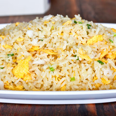 Crab Fried Rice 2