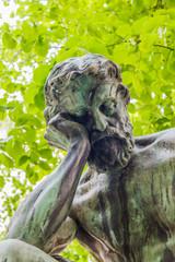 Sculpture de Léon-Alexandre Delhomme