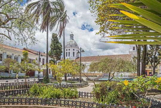 Cuenca-Historische Altstadt