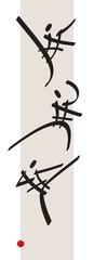 eastern martial arts set