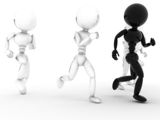 Running mens #2