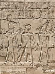 Luksor w Egipcie