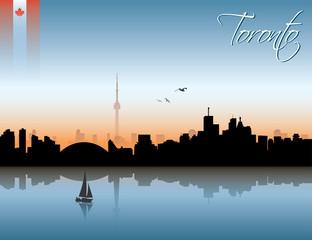 Toronto cityscape