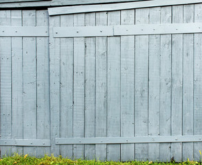 Wall Mural - Old wooden fence
