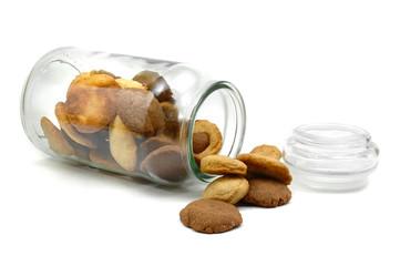 Bote de galletas