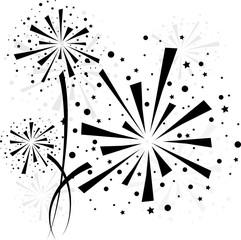 Firework black
