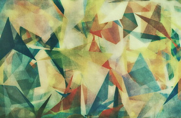 Obraz Abstract light colorful background, texture - fototapety do salonu