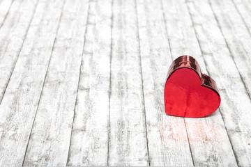 rotes Herz Single