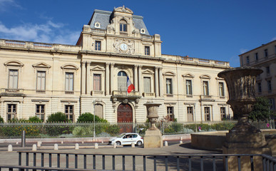 Préfecture Montpellier