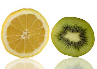 Limone e Kiwi