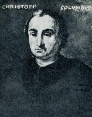Christopher Columbus, italian explorer