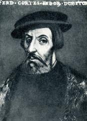 Hernán Cortés, spanish conquistador