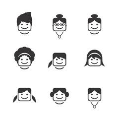 avatar art portrait picture icon
