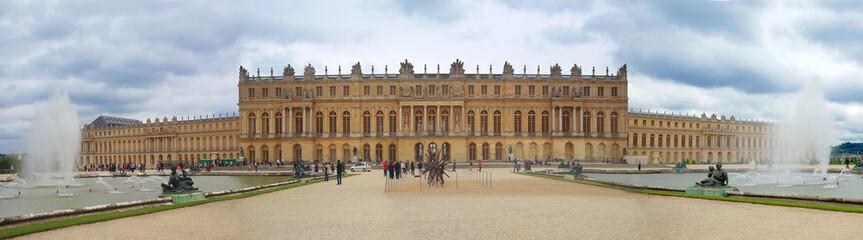 Poster de jardin Paris Palace de Versailles.