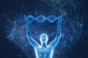 DNA molecules and men