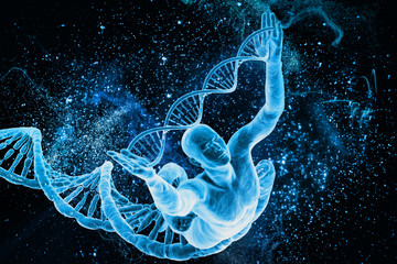 DNA molecules and human