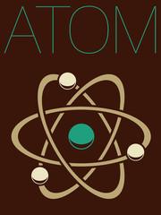 Vector Minimal Design - Atom