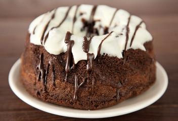 Fotoväggar - Rum cake
