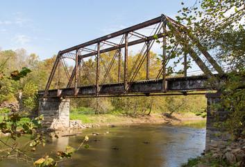 Retired Railroad Bridge