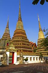 Three  sharp pagoda
