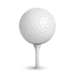 Wall Mural - golf ball