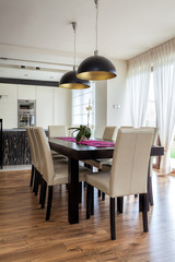 Urban apartment - Dining room