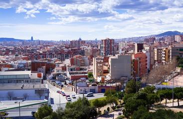view of  mediterranean city