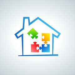 house puzzle 2