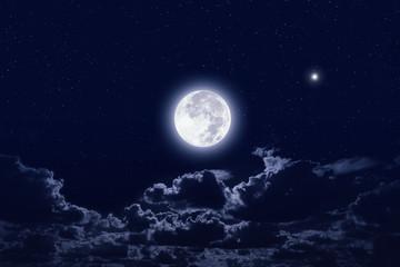 Full moon Fotoväggar