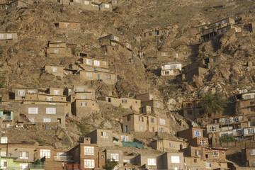 Kabul Slum