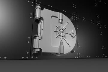 Digitally generated closed safe