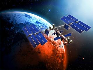 satellite space station